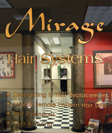 Mirage Hair Systems 541 484 2790 A Hair Replacement